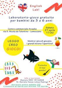 English lab @ Barcadia Lumezzane | Lumezzane | Lombardia | Italia