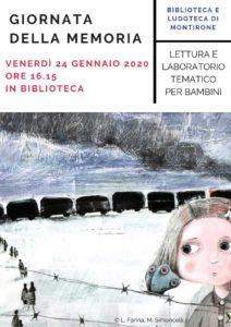 Giornata della memoria a Montirone @ biblioteca Montirone | Montirone | Lombardia | Italia
