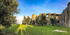 Castello Scaligero e Grotte di Catullo @ Grotte di Catullo e Castello Scaligero Sirmione