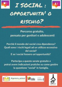I social: opportunità o rischio? @ Centro San Filippo di Montichiari | Ghedi | Lombardia | Italia