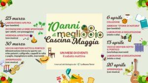 10 anni di MeglioBio a Cascina Maggia @ Cascina Maggia - Brescia