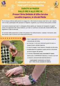Trapianti di primavera @ Orto Solidale di Villa Carcina