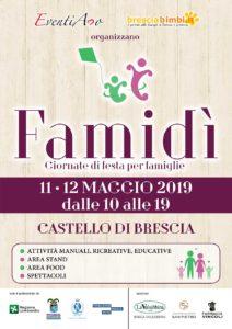 Famidì - Giornate di Festa per Famiglie @ Castello di Brescia | Brescia | Lombardia | Italia
