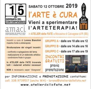 L'arte è cura  - Atelier delle Fate @ Atelier delle Fate Calvagese | Mocasina | Lombardia | Italia