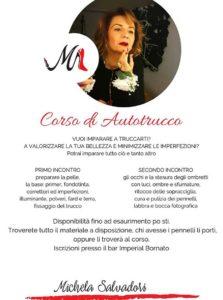 Corso base di autotrucco @ merceria Attaccoabottone | Sarezzo | Lombardia | Italia