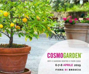 Cosmo Garden @ Brixia Fprum
