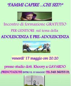 Fammi capire.. chi sei? @ studio dr. Khoory  | Cunettone | Lombardia | Italia