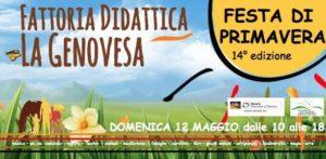 Festa di primavera @ Fattoria Didattica - La Genovesa