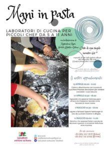 """Mani in pasta @ Scuola primaria montessoriana """"LiberaMente"""""""