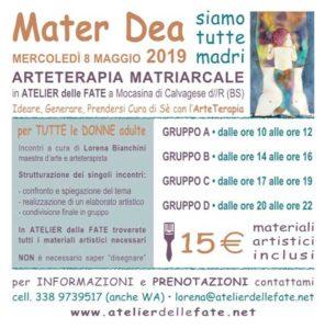 Mater Dea - Atelier delle Fate @ Atelier delle Fate Calvagese | Mocasina | Lombardia | Italia