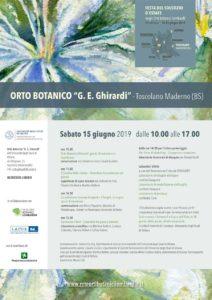 Solstizio d'estate  all'orto di Toscolano @ Orto botanico Toscolano Maderno | Toscolano Maderno | Lombardia | Italia