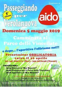 Passeggiando per Verolanuova @ ritrovo pin Bar Bonetti (Bonetta Inter)