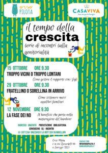 Il tempo della crescita @ Orso Pilota | Sarezzo | Lombardia | Italia