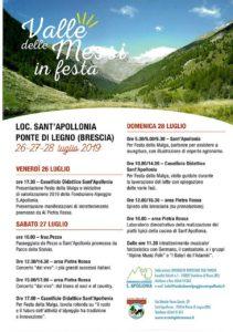 Val delle Messi in festa @ Località Sant'Apollonia