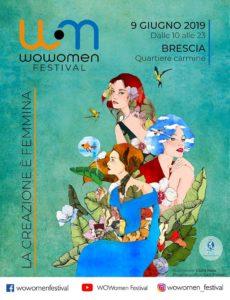 WOWomenFestival @ Brescia | Brescia | Lombardia | Italia