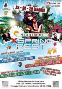 XSpring Fest @ Ex Campo Ippico, Toscolano Maderno | Toscolano Maderno | Lombardia | Italia
