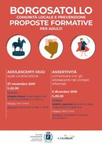 Adolescenti oggi, tra benessere fragilità e futuro @ sala civica | Brescia | Lombardia | Italia