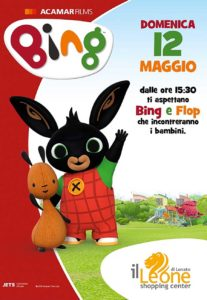 Bing&Flop @ Il Leone Shopping Center