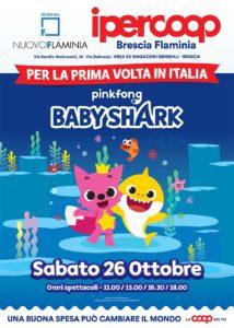 Baby Shark @ Nuovo Flaminia zona ex magazzini generali Brescia