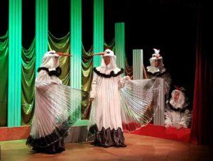 Il Califfo Cicogna @ Teatro Santa Giulia Brescia