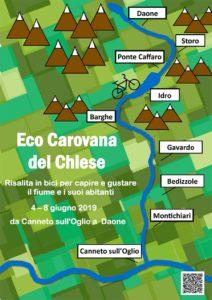 Eco-carovana del Chiese @ vedi testo