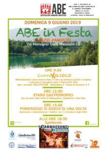 ABE in festa @ Spazio Pampuri Brescia