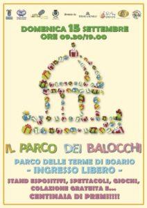 Parco dei balocchi @ Parco terme di Boario | Darfo, Boario Terme | Lombardia | Italia
