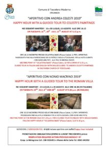 Aperitivi con Andrea Celesti e Nonio Macrino 2019 a Toscolano @ itrovo presso gelateria Babo Toscolano Maderno | Toscolano-maderno | Lombardia | Italia