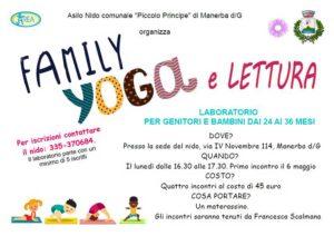 Family yoga e letture - Manerba @ asilo nido Piccolo Principe Manerba