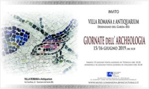 Un percorso tra i mosaici @ Villa romana Desenzano del Garda