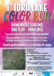 Idro Lake Color Run @ Idro