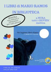 I libri di Mario Ramos @ Biblioteca Mura di Palazzolo | Palazzolo sull'Oglio | Lombardia | Italia