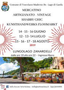 Mercato sul lungolago @ Lungolago Zanardelli Toscolano Maderno