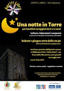 Una notte in torre @ Torre Avogadro di Lumezzane