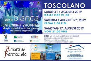 Notte Bianca a Toscolano Maderno @ Toscolano Maderno