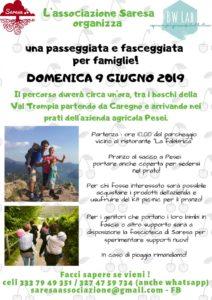 Passeggiata e fasceggiata per famiglie @ ritrovo parcheggio ristorante La fabbrica | Villa Carcina | Lombardia | Italia
