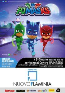Incontra i tuoi eroi preferiti: PJMASK @ Nuovo Flaminia zona ex magazzini generali Brescia