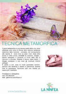 La Tecnica metamorfica @ Centro La Ninfea