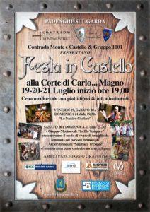 Festa in Castello @ Castello di Padenghe | Padenghe Sul Garda | Lombardia | Italia