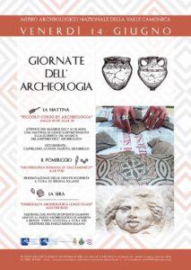 Giornate dell'archeologia @ Museo Archeologico Val Camonica
