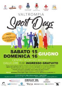 Valtrompia Sport Days @ Centro sportivo