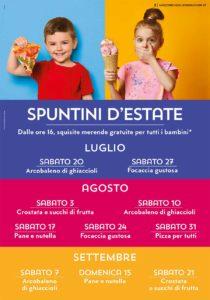 Merende estive @ Gallerie Auchan Mazzano | Mazzano | Lombardia | Italia