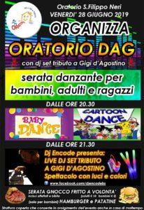 Oratorio DAG @ oratorio Gussago