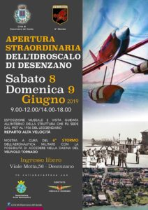 Apertura straordinaria Idroscalo Desenzano @ Idroscalo Desenzano