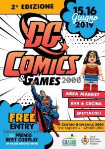 Comics&Games2000 @ Centro Giovanile 2000 Chiari