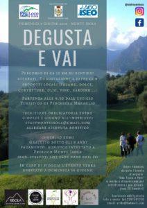 Degusta e vai @ Monte Isola - frazione Cure