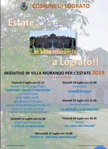 Estate a Lograto @ Villa Morandi
