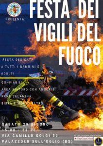 Festa Vigili Del Fuoco Volontari Palazzolo Sull'Oglio @ Vigili Del Fuoco Volontari di Palazzolo Sull'Oglio