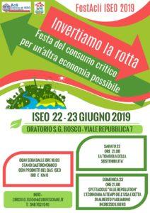Fest'Acli Iseo @ Oratorio San Giovanni Bosco Iseo