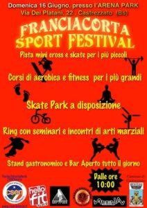 Franciacorta sport festival @ Arena Park Castrezzato